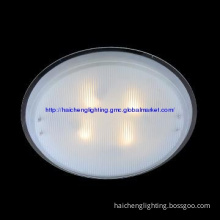 Hot sell ceiling glass lamp for hotel and home with CE