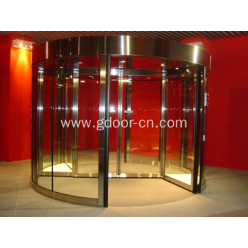 Automatic  Hotel Revolving Door