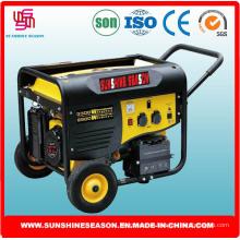 Generador de gasolina 3kw para el hogar con alta calidad (SP5000E2)