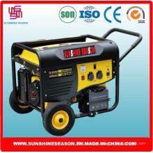 Gerador da gasolina 3kw para a fonte home com alta qualidade (SP5000E2)