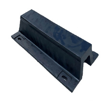 BV certified marine rubber SA-A arch fender for port