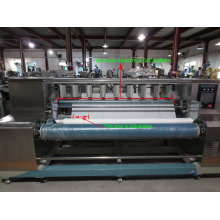 Vertical Roller Blinds Shades Non Dust Woven Fabric Slitting Machine