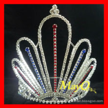Wholesale Patriotic Princess pageant crown