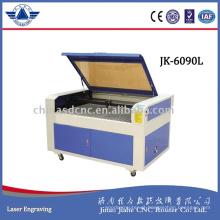 Máquina de gravura do laser pequeno corte máquina CO2 laser 6090
