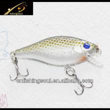 VBL022 Vibes en plastique de haute qualité leurres appâts vibrant de pêche