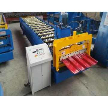 Wall Sheet Mesin Roll Forming Dingin