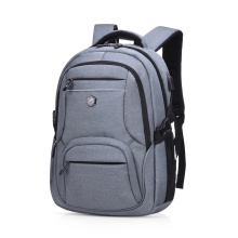 Business Computer Travel Laptop Bag Backpack with USB Laptop Bags