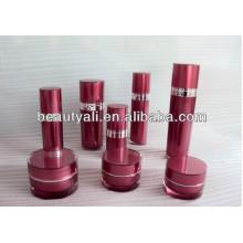 Luxury Cosmetic Packaging Acrylic Cream Jar 2ml 5ml 10ml 15ml 20ml 30ml 50ml 100ml 150ml 200ml