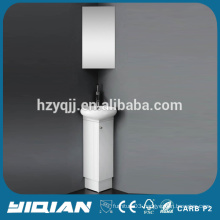 Free Standing Small Bathroom Corner Cabinet