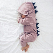 Ins Hot Baby Dinosaur Jumpsuit 0-1 Year Old Baby Clothes Long Rompers Newborn Wear