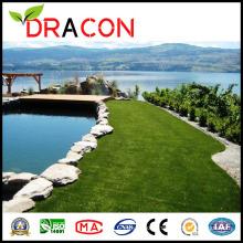 Tapis d'herbe de paysage de gazon artificiel (L-1004)