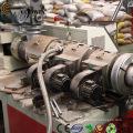 Доска WPC машина Штранг-прессования профиля PE деревянная пластичная составная, Штрангпресс