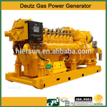 50hz 60hz AC 3 phases Deutz 38kw Gas Generator