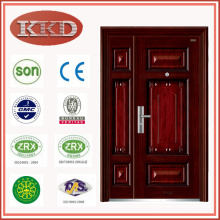 One and Half Entranc Steel Door KKD-520B