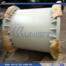Flange de acessórios de tubos de aço (USB-2-003)