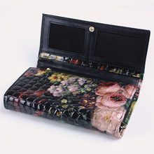 Professional Design for Foldable Wallet Women Long Folding Wallet Hold All Handbag supply to Rwanda Wholesale