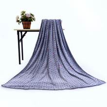 Comfortable new design 3d embossed coral fleece blanket