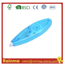 Thin PS cinta de corrección de plástico para Offce Supply