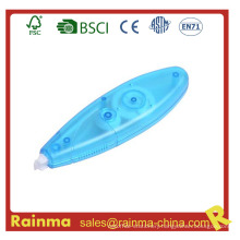 Thin PS Plastic Correction Tape for Offce Supply