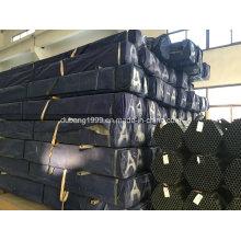 Tubo de aço galvanizado / tubo de aço galvanizado / galvanizado canalização / Zn revestido-34