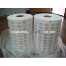Papier d'emballage de boursouflure de stérilisation médicale pour emballer la seringue