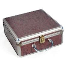 Коробка кейс для инструментов алюминиевый прокатный красоты (НХ-W3637)