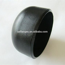 PIpe fittings of carbon steel cap