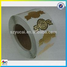 Mejor marca de fábrica etiqueta magnética superventas