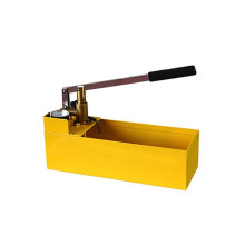 Bomba manual hidráulica de la prueba de la presión del agua HSY30-5 con precio de fábrica