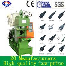 Vertikale Kunststoffspritzgießmaschine für Steckverbinder