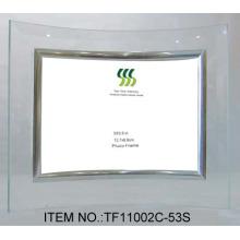 Mini Curved neuer Design-Glas-Foto-Rahmen