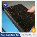 garage rubber tile gym seamless mat rubber roll sheet