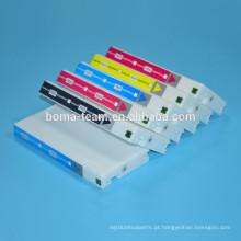Para cartucho de tinta Fujifilm DX100 Para cartucho Fuji DX100 com tinta corante UV
