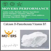 Supplément nutritionnel D-pantothénate de calcium / vitamine B5