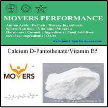 Suplemento Nutricional D-Pantotenato de Cálcio / Vitamina B5