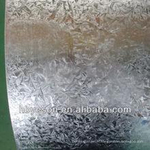 Bobine en acier galvanisé laminé à froid