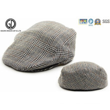 Хлопок Gatsby Hat IVY Cap