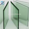 4/5/6/8/10/12/15 / 19mm curva plana templado vidrio esmerilado para muebles