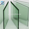 4/5/6/8/10/12/15/19mm curve flat toughened frosted glass for furniture