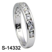 925 Sterling Silber Modeschmuck Ring (S-14332. JPG.)