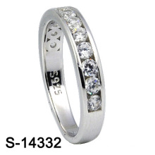 925 Sterling Silver Fashion Jewelry Ring (S-14332. JPG.)