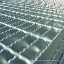 Galvanized Serrated Steel Bar Grating