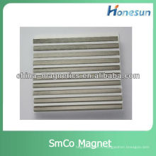 aimants de samarium-cobalt segment / smco aimant