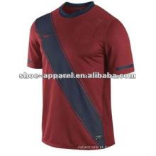 Mais recente clube de jovens Dri-fit camiseta / camisa de futebol