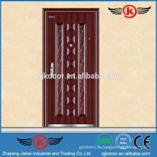 JK-S9025 hochwertige Wohnung Eingang Tür Stahl Tür Design