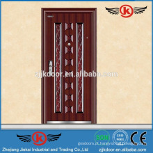 JK-S9025 porta de entrada de apartamentos de alta qualidade porta de aço design
