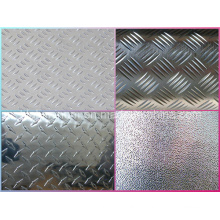 Anti-Rutsch-Aluminium-Karierte Platte mit verschiedenen Mustern in China