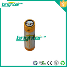 Buena batería recargable del aa del litio de la opinión con el cargador