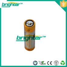 1.5v li-ion recarregável de baterias aa tamanho