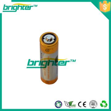 Baterías recargables del li-ion de 1.5v tamaño del aa